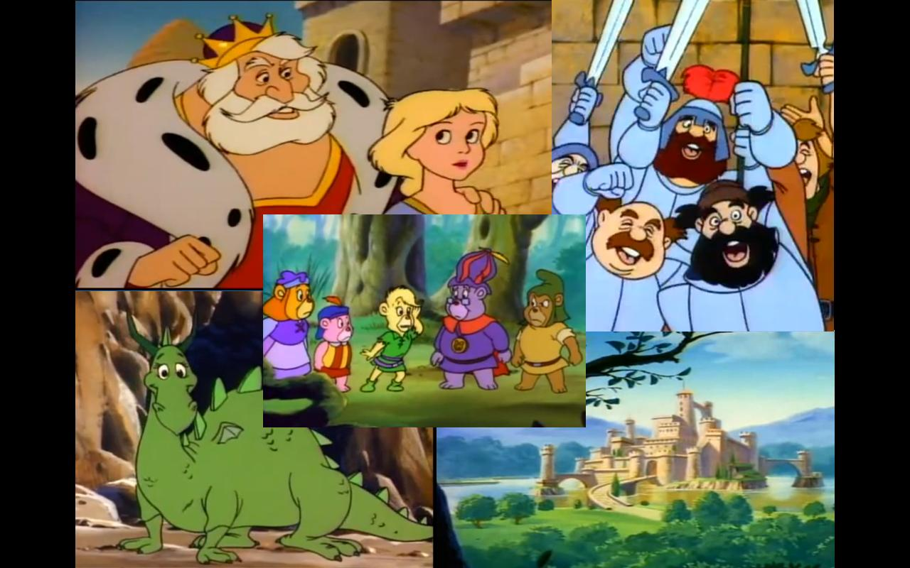 Saturday Morning Medieval Medievalisms And Children S Television