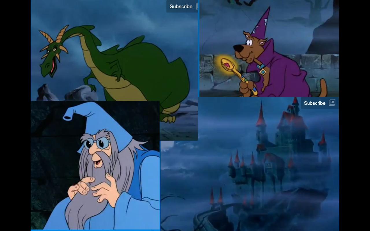 Cutler Scooby Doo Ghost